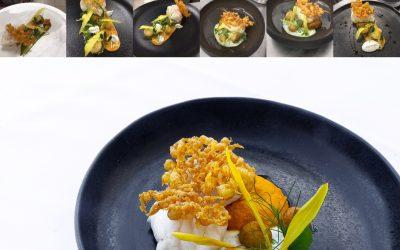 Steelite Hotel Chef's Competition dish